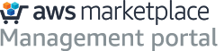 AWS Marketplace Management Portal logo